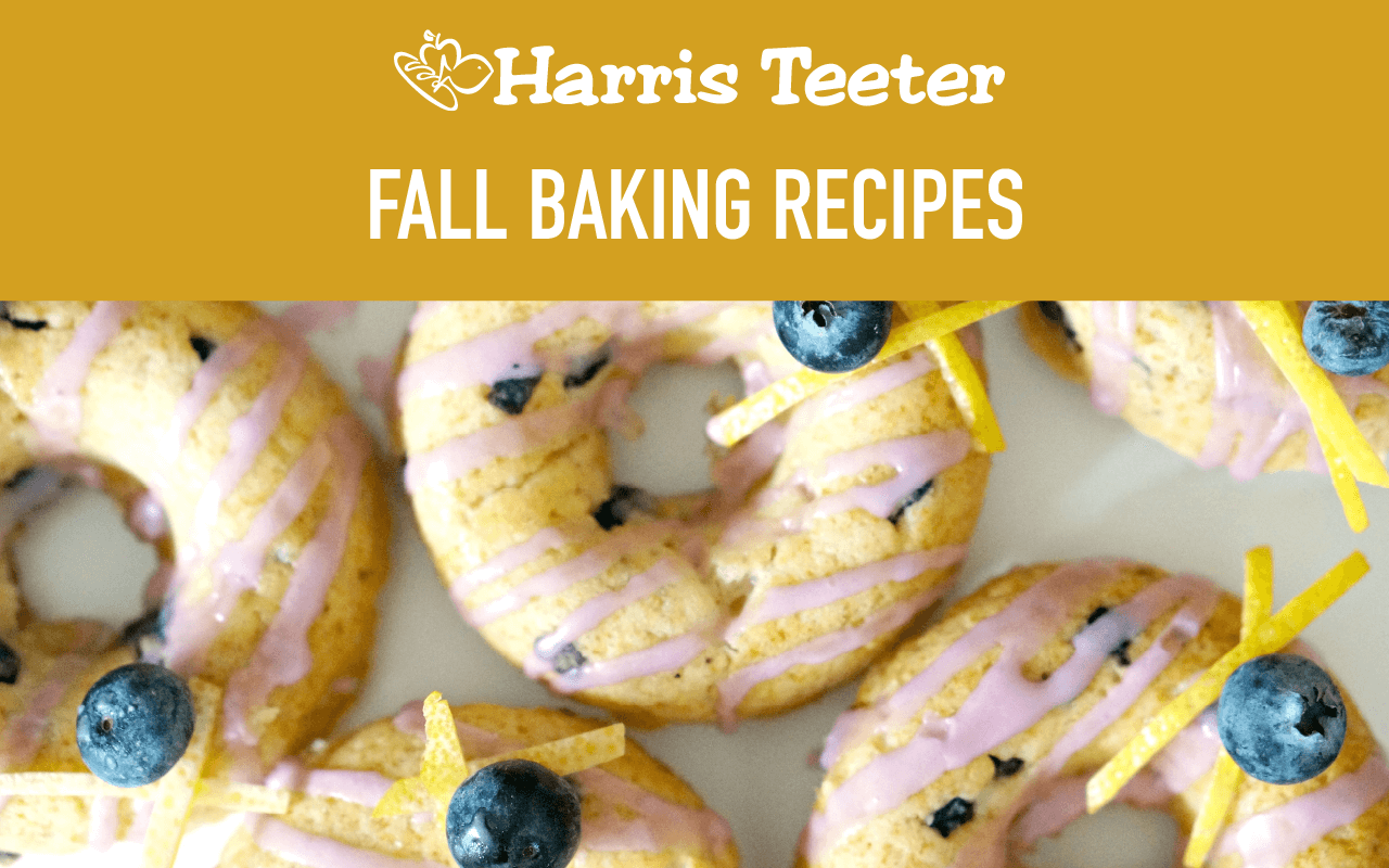 Fall Baking Recipes
