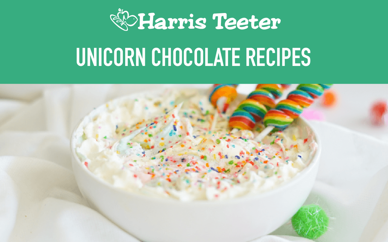 Unicorn Chocolate Treats