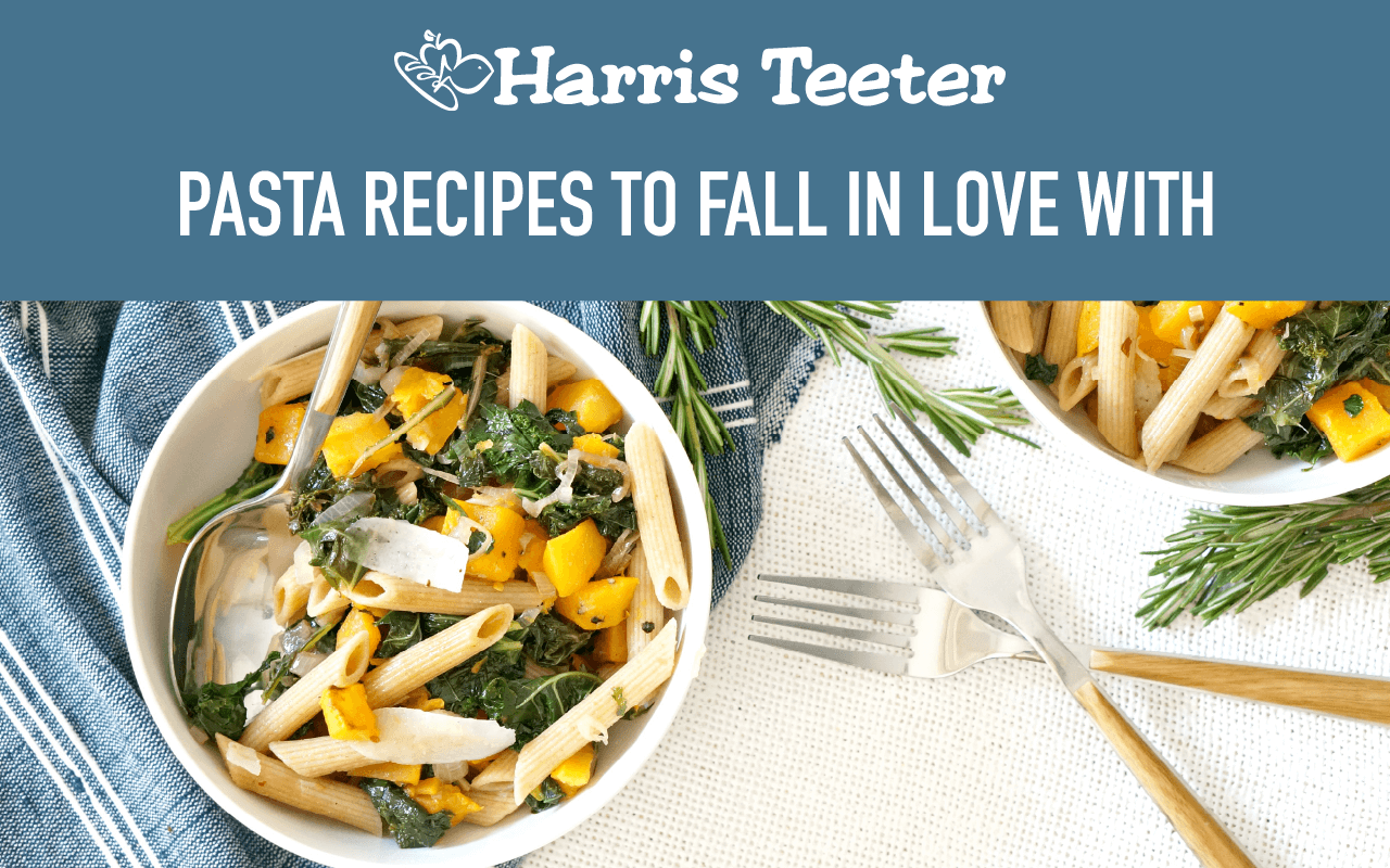 Pasta Recipes to Fall in Love With